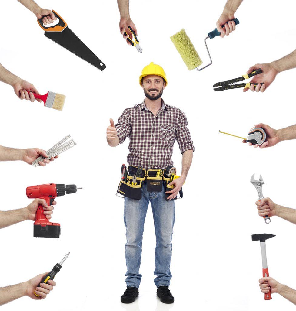 Handyman Page